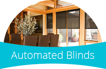 Automated blinds take the frustration out of owning blinds