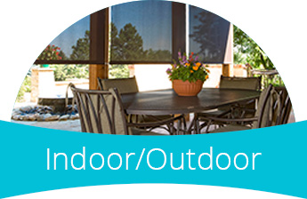 Window and Blind solutions for indoor and outdoor applications